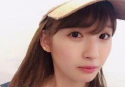元乃木坂46・井上小百合、気合十分!!!!!