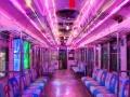 【画像あり】銚子電鉄のイルミネーション電車が「なんかいやらしい」と話題にwwwwww