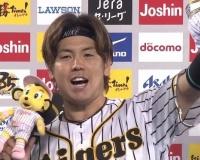 【阪神】梅野『明日もーー!!勝つバーーーーーイ!!!!!』