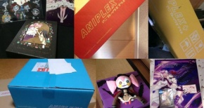 【画像】新編まどマギの円盤はアニプレ+で買うとデビほむの箱で届くらしいよ!