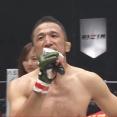 【雑草魂腕十字】新居すぐるに一本勝ちした中村大介「41歳、これからまだまだ全盛期です!」
