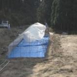 『米作り始動!まずはハウス作りです』の画像