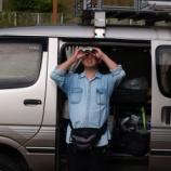 『2012年 7月14~15日 深浦移動:深浦町・風合瀬ゆとりの駐車帯』の画像