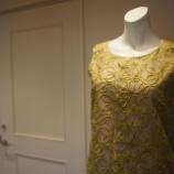 『DUAL VIEW(デュアルヴュー) ループ柄刺繍ワンピース』の画像