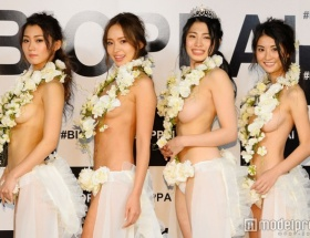 「日本一美しいおっぱい」グランプリが決定wwwwwwwwwwww