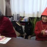 『昨日の桜町(クリスマス会)』の画像