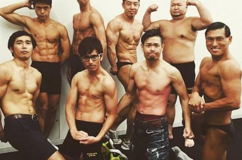 【悲報】日本人の筋肉しょぼすぎワロタww これじゃ白人や黒人には一生勝てないわww のサムネイル画像