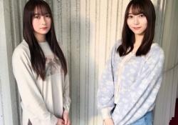 【画像】弓木奈於と鈴木絢音って顔似てるよな???