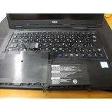 『NEC LaVie HZ550/D バッテリー交換作業』の画像