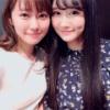 元NMB矢倉楓子さん、みるきーと再会。