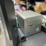 『メインパソコンの復旧』の画像
