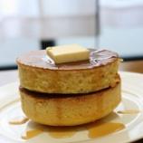 『ホットケーキを分厚く作りたい』の画像