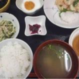 『昨日の1号館昼食(小エビのかき揚げ)』の画像