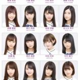 『【乃木坂46】3期生が20thよりアンダーメンバーに合流することが判明!!!』の画像