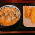 【画像】丸亀製麺の牡蠣づくし玉子あんかけwww