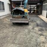 『事務所改装工事・・・駐車場編パート2』の画像