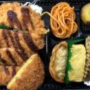 喫茶店「むぅ」)チキンカツ弁当(ウマさ&ボリューム!)