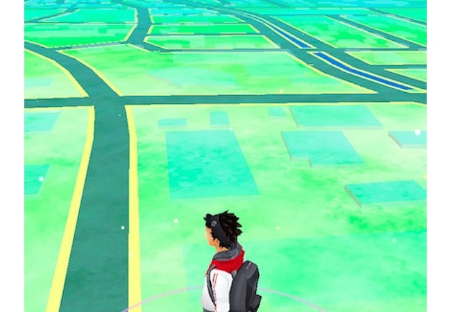 【ポケモンGO】田舎と都会、ポケストップ範囲内、格差がすごい