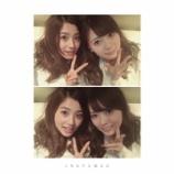 『【乃木坂46】『本当に可愛い、天使♡』白石麻衣 モデル朝比奈彩との2ショットを公開!!!』の画像