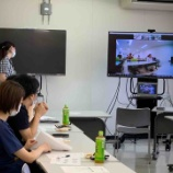 『県連新入職医師Webミーティング』の画像
