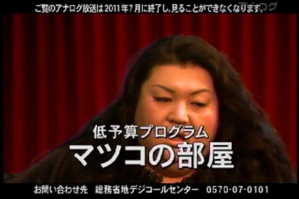 マツコの部屋」(1/15)某若手俳優の巻 : やわらカイテレビ