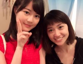【悲報】AKB48の大エースだった大島優子 劣化しすぎて一般人との2ショットで公開処刑される