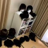 『【乃木坂46】テレビでカツラが散乱する衝撃映像!!??』の画像