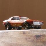『ホットウィール '67カマロ』の画像