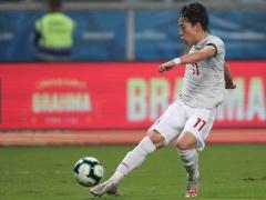 「ウルグアイ戦2ゴールの日本代表・三好は欧州で通用する!」by ポルトガル紙記者