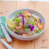 『パンシットビーフン(フィリピン料理)とNative Camp(オンライン英会話)』の画像
