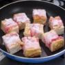 ぽったり「厚揚げの豚肉巻き照り煮」&大阪3ビルの美味しい洋食屋さん「ぶどう亭」