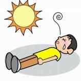 『夏に気を付けるのは熱中症だけじゃない。水毒症にも気を付けようの件』の画像