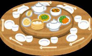中華料理の