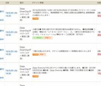【欅坂46】早速チケットが定価の5倍とかで転売されてるけど本人確認あるかな?