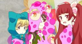 【URAHARA:ウラハラ】第9話 感想 誰にも見られなくても3人一緒なら大丈夫!