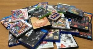 『俺が買って1、2週間くらいで飽きて積んだゲーム一覧』の画像