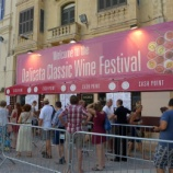 『マルタ旅行記25 ワインフェスティバル2015(1日目)、うさぎ料理を食べて地元バンドの演奏を楽しむ。ハングドラムはやっぱ良い音色!』の画像