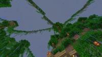 ジャングル都市の全景