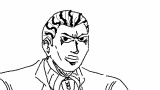 俺が描いた川尻浩作が何か違和感あるんだがどこかわからん(※画像あり)