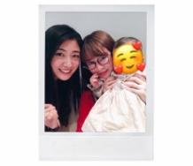 『熊井友理奈「梨沙子babyは昔のりーさんにそっくり」』の画像