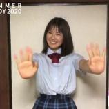 『B.L.T. SUMMER CANDY 2020 岩本蓮加 清宮レイ 筒井あやめ』の画像