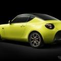 【東京モーターショー15】トヨタのエントリースポーツ「S-FR」