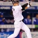 [朗報]ロッテ清田が4年ぶりの二桁本塁打「しっかり捉えられた」