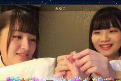 井上美優・塩原香凜から最後のメッセージ「ありがとう・・・」