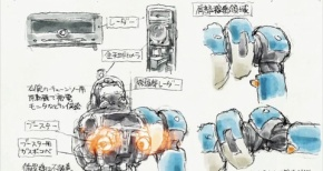 【映像研には手を出すな!】第6話 感想 ロボット警察が納得するロボ設定