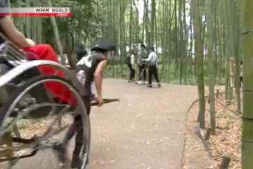 海外「美への冒涜」京都に落書きした外国人に海外も大激怒!!