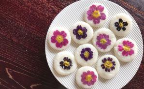 韓国の素朴な餅菓子に感じる春