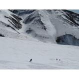 『月山ツアースキー1期、好天に恵まれました!』の画像