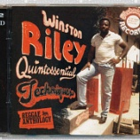 『Winston Riley「Quintessential Techniques」』の画像