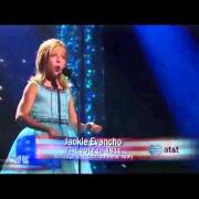 ジャッキー・エヴァンコ(16歳 )「天使の歌声」アメリカ国歌独唱 トランプ氏大統領就任式